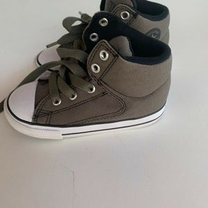 Converse Shoes - Converse All Star Infant Size 8 Brown White